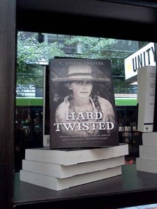 Hard Twisted, by C Joseph Greaves