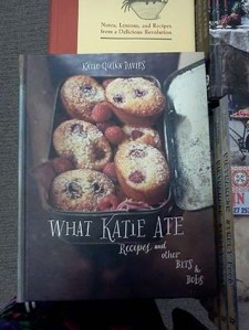 What Katie Ate, by Katie Quinn Davies